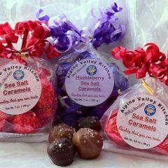 Sea Salt Caramels   Chocolates   Candy
