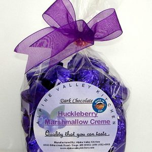 Huckleberry Marshmallow cremes