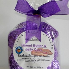 Peanut Butter Jelly Cups
