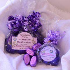 Huckleberry Marshmallow Cremes   Chocolates