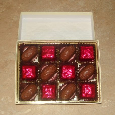 Chocolate Gift Box 2