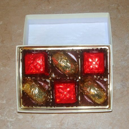 Chocolate Gift Box 1