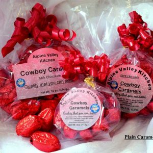 Cowboy Caramels | Chocolates | Candy