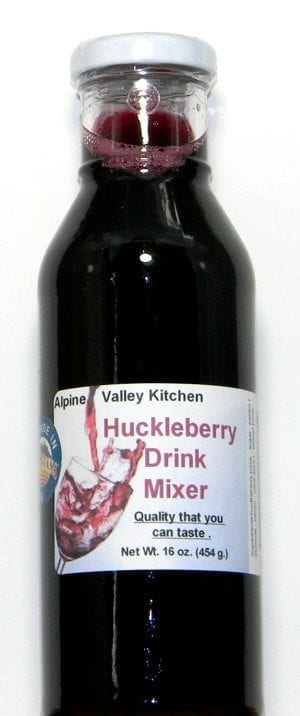Huckleberry Drink Mixer