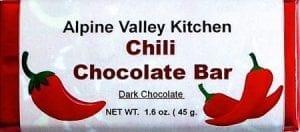 Chili Chocolate Bar