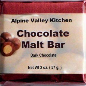 Chocolate Malt Bar